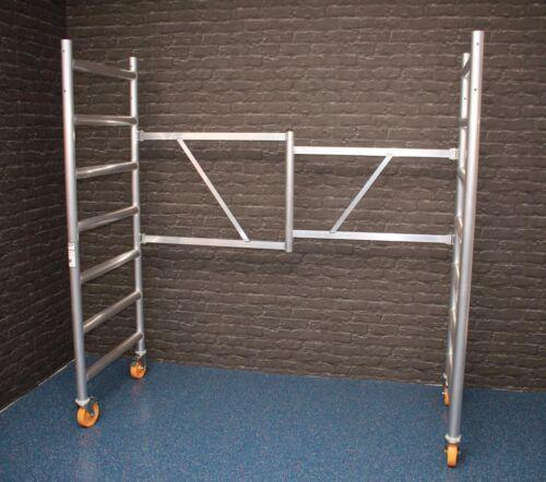 CUSTERS Rollgerüst ZiFa Zimmerfahrgerüst bis 3,0 m TÜV//GS NEU