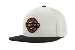 BRIXTON-SPEEDWAY-SNAPBACK-CAP-NEU-OFF-WHITE-BLACK-BRIXTON-SUPPLY