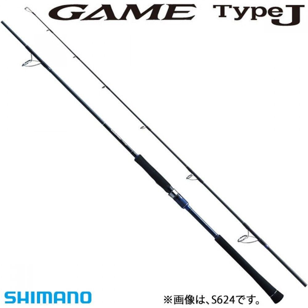 Caña Shimano Jigging Cebo Juego Tipo J B604 de elegante los pescadores Japón