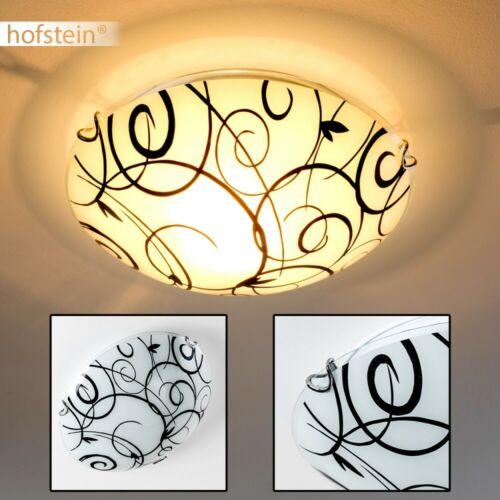 Decken Leuchten Lampen Glas Wohn Schlaf Zimmer Beleuchtung Flur Dielen Strahler
