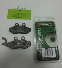 PASTICCHE FRENO KIT FERODO PIAGGIO BEVERLY125-250-300-400/ LIBERTY-MP3-X7-X8-FLY