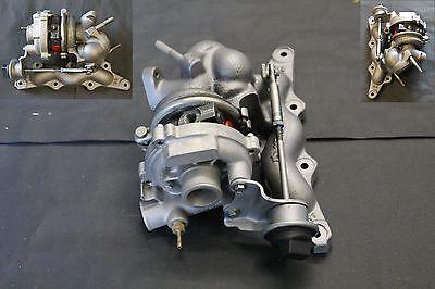 Turbolader Smart  0.6 - 40 KW - 708837-0001 - Austausch Turbolader
