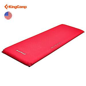 KingCamp-Single-Self-Inflating-Camping-Pad-Mattress-Wave-Foam-1-Person-Carry-Bag
