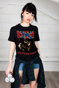 Official-Dimebag-Darrell-Getcha-Pullover-T-Shirt-Unisex-Chitarra-Pantera-Metallo