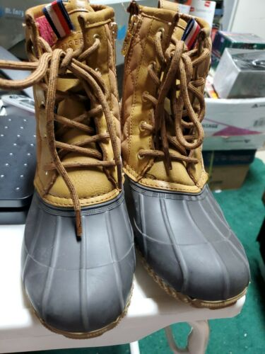Tommy Hilfiger Duck Boots Mens Size 8