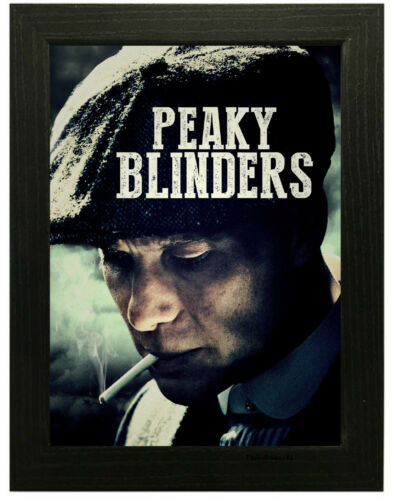 Peaky Blinders TV Show Poster or Canvas Art Print A3 A4 Sizes