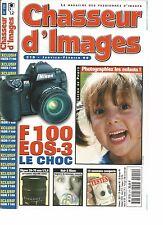 CHASSEUR D'IMAGES N°210 PHOTOGRAPHIEZ LES ENFANTS / LES OISEAUX / ENCADREMENT