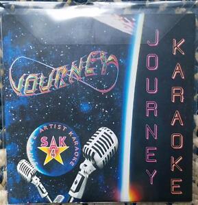 JOURNEY-CDG-KARAOKE-DISC-SAK-SINGER-ARTIST-SERIES-ROCK-OLDIES-CD-G-MUSIC-CD