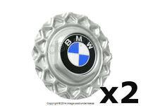 Bmw E30 Wheel Center Cap For 14 Style Wheel (151 Mm Diameter) Set Of 2 Genuine