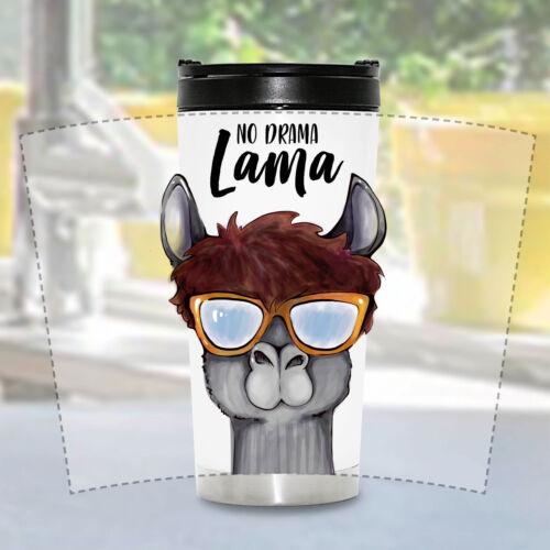 Thermobecher To Go No Drama Lama KTB348 Konisch Alpaka Kaffeebecher Büro