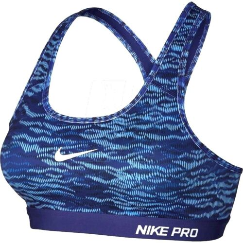 Nike Padded para Pro Workout Sujetador 640135154867 Running mujer Blue deportivo Reflect Xl Yoga Classic xwEwTYqr