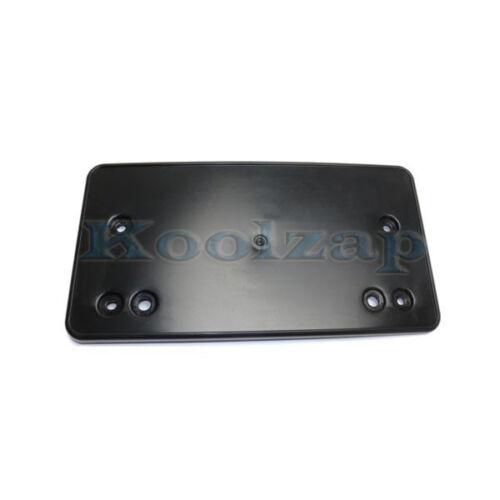 09-11 Tiguan Front License Plate Holder Bracket Assembly VW1068108 5N08072879B9
