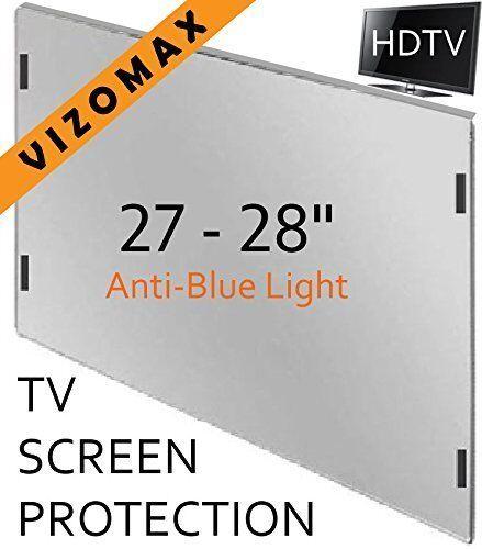 27-28 inch Anti-blue Light Vizomax Computer Monitor//TV Screen Protector Filter
