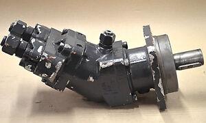 Sunfab MOTOR M-047 W N I4 B F S Hydraulikmotor / Hydraulikpumpe Hydraulic pumps