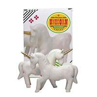 Unicorn Porcelain Salt & Pepper Shaker Set, New, Free Shipping on sale