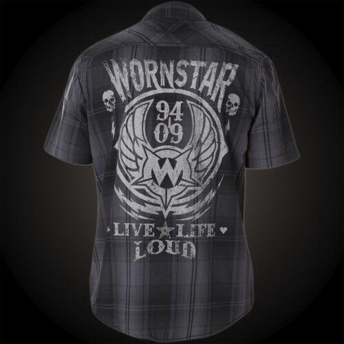 Hemden Live Wornstar Forte Life Hemd Ss 4qRSAf