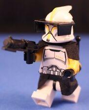 LEGO® STAR WARS™ 75019 DELUXE YELLOW CLONE TROOPER™ COMMANDER + Armor & Blaster