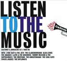 Listen to the Music: Caltone's Jamacan 45's 1966-69 by Various Artists (CD, 2012, Pressure Sounds)