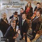 Just Swingin'! by J.B. Scott (CD, 2008, KSM Entertainment)