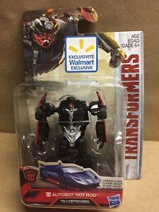 Transformers The Last Knight Legion Class Autobot Hot Rod Mini Figure