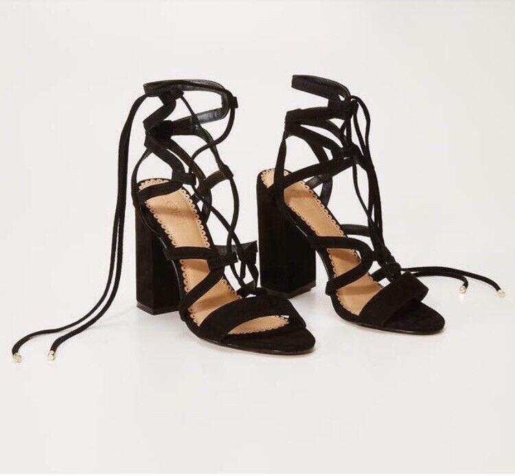 NEU Ann Taylor Loft - T Strappy Heel Größe 7- online exclusive