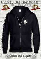 Ska Hoodie - Exclusive To Ska Shack, Edition, Numbered. Very High Quality.