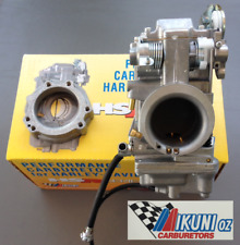 Mikuni Carburetor 42-18 HSR42 Easy Kit for Harley Davidson EVO & Twincam models