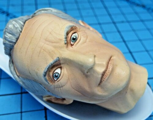 Sideshow 1:6 The X Files Frank Black Figure Lance Henriksen Head Sculpt