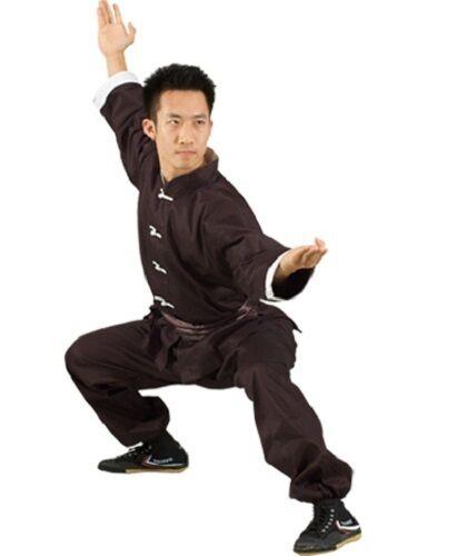 Tiger Claw Kung Fu Uniform Gi