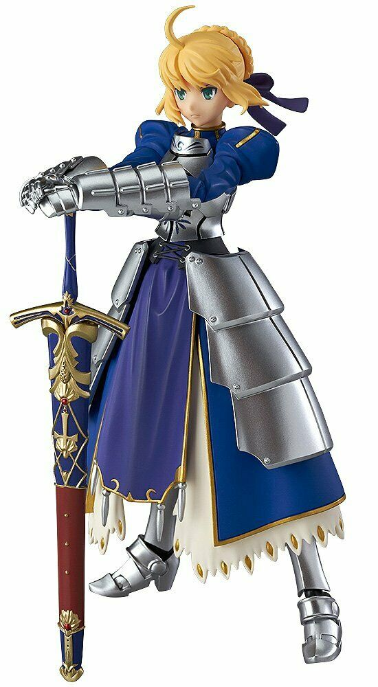 NEW figma 227 Fate stay night Saber 2.0 Figure Max Factory