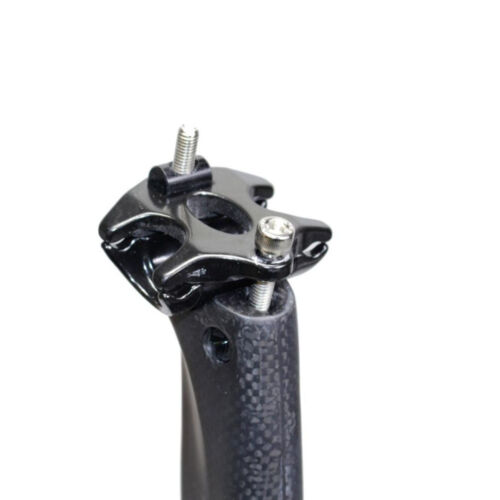Carbon Seatpost 27.2//30.8//31.6x350//400mm Breaking Wind Bike Parts Seat Post