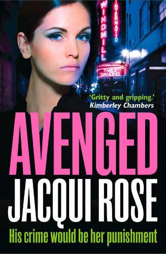 1 of 1 - JACQUI ROSE ___ AVENGED ___ BRAND NEW __ FREEPOST UK