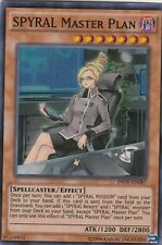 YUGIOH SPYRAL Machine Deck Complete 40 - Cards
