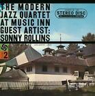 At Music Inn Guest Artist:Sonny Rollins von Modern Jazz Quartet,Sonny Rollins (2013)