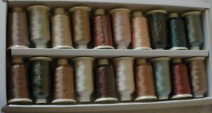 Marathon-Embroidery-Machine-Thread-Viscose-Rayon-20-Spool-Box-ML-Naturals