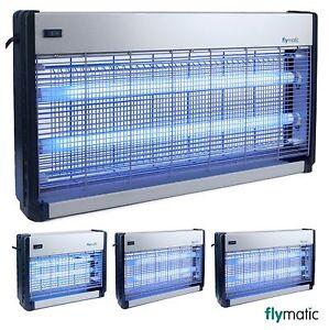 Flymatic Commerciale Insect Killer 16 W 20 W électrique 30 W Uv Fly Killer Bug Zapper-afficher Le Titre D'origine