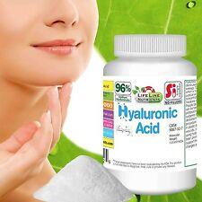 10g PURE Hyaluronic Acid Powder - Sodium Hyaluronate - Free Shipping