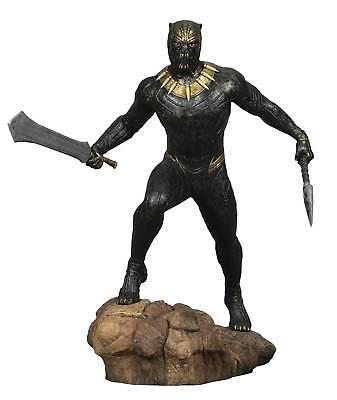 Black Panther Marvel Slash /& Strike Killmonger Hasbro 2017 Action Figure NIB