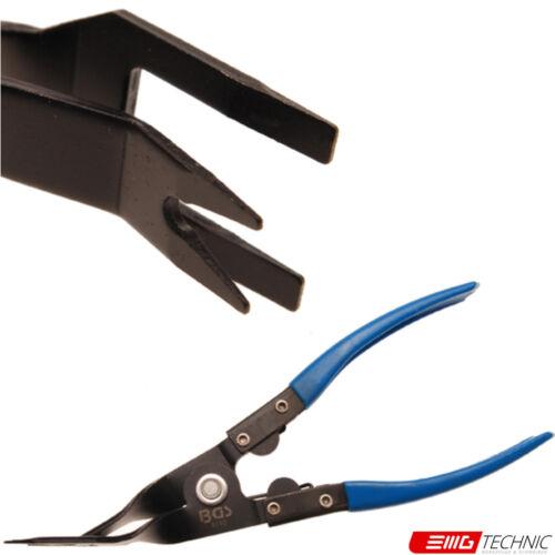 BGS 3192 Türclipzange Türverkleidung Lösezange Clip Zange Clips Demontage Zange