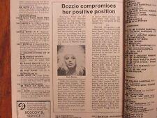 Feb. 2, 1985 Pa. TV Update(DALE  BOZZIO/HILLARY BAILEY/MARLO THOMAS/MARTIN SHEEN