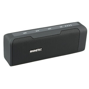 NINETEC-POWERBEAT-Bluetooth-Lautsprecher-mit-integrierter-PowerBank-und-Radio-Bl