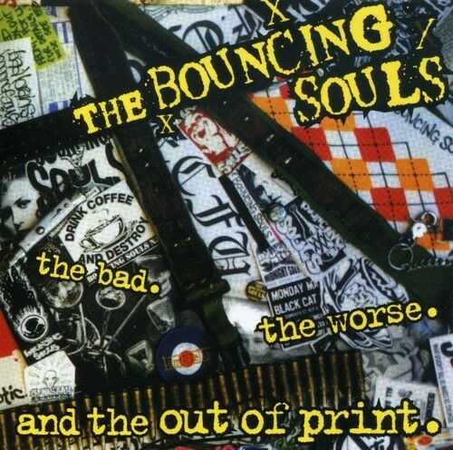 The Bouncing Souls - Bad Worse & Out of Print [New CD]