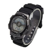 Casio Men S AE 1100 W 1 a Sport Multi Function Grey Dial Watch