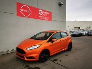 2017 Ford Fiesta ST / Used Ford Dealership / One Owner / No Accidents / Low KM
