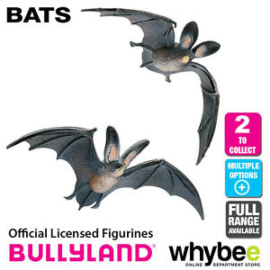 Genuine-Bullyland-Bats-Collection-Plastic-Figurines-Figures-Full-Range-Available