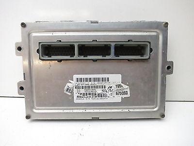 2003 03 LIBERTY 3.7L AT EBX COMPUTER BRAIN ENGINE CONTROL ECU ECM MODULE