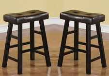24 In Cushioned Folding Stool Set Of 2 For Sale Online Ebay
