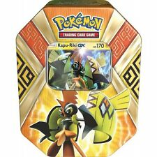 Pokemon Sommer Tin Box 67 Kapu-Riki deutsch