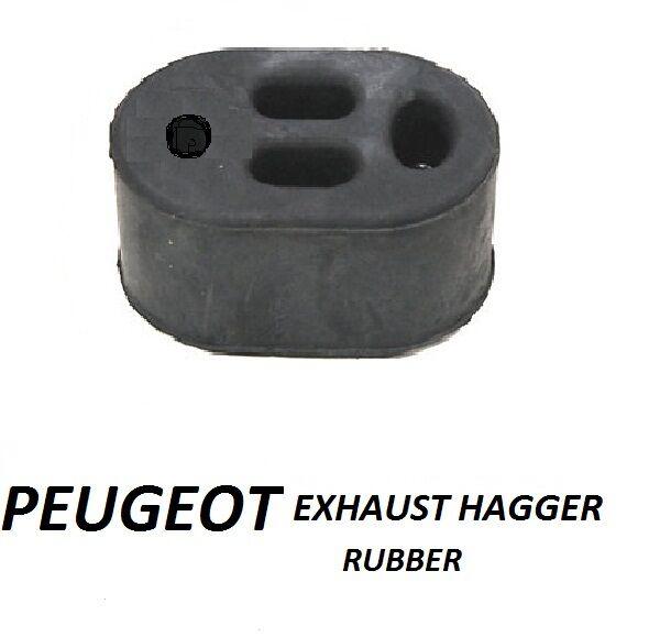 backbox hanger Peugeot  306 Exhaust Rubber Mount