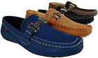 MEN EVERGREEN/WALGATE DRESS SLIP-ON LOAFERS MAN-MADE MEDIUM (D,M) CASUAL SHOES
